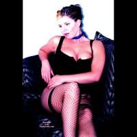 Naughty Angelika Panty Play 2