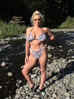 Pic #1 Ashley at The River!