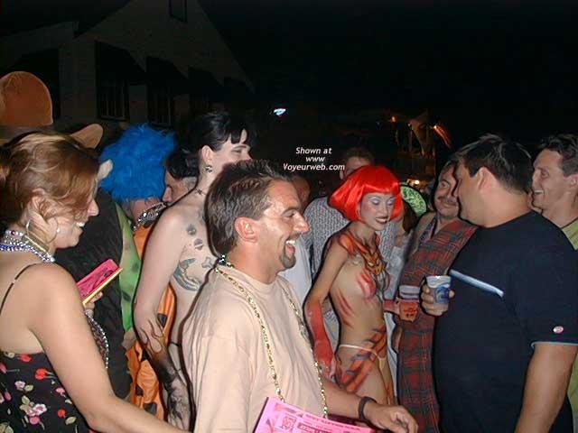 Pic #1Fantasy Fest 2002