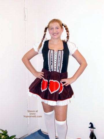 Pic #1 I Was Heidi Ho For Halloween