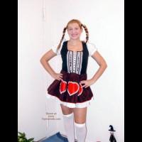 I Was Heidi Ho For Halloween