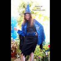 Callipygian's Naughty Witch Costume