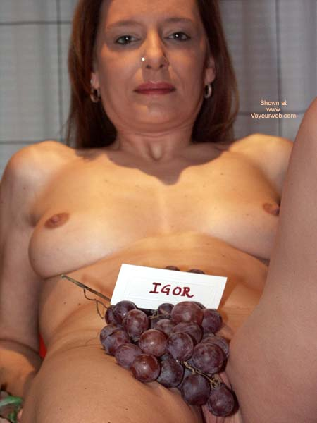 Grapes Covering Pussy - Looking At The Camera , Grapes Covering Pussy, Kate, Nude Girl, Pussy Grapes, Looking At Camera