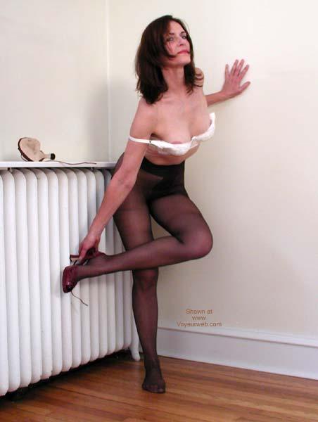 Pic #1Laila Pantyhose Strip