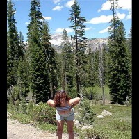 Misti @ Mt Lassen National Park