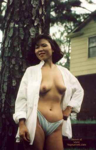 Pic #1 Chinese Ming Topless Outdoors