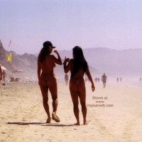 *GG Lani and Ki Nude at Blacks Beach 5