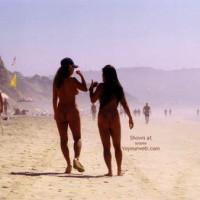 *GG Lani and Ki Nude at Blacks Beach 5