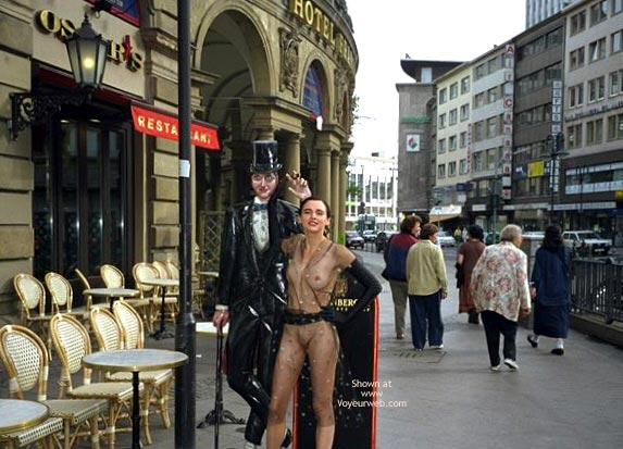 Nude In Public - Nude In Public, Beach Voyeur , Nude In Public, Nude At The London Beach, See Through In Public, Exhibitionism On Street, Vouyer With Maiden