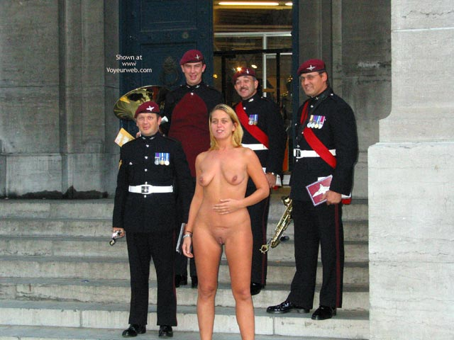 Strike Up The Band - Blonde Hair, Full Frontal Nudity, Nude In Public , Strike Up The Band, Fully Eip, Blonde Hair, Full Frontal, Nude In Public