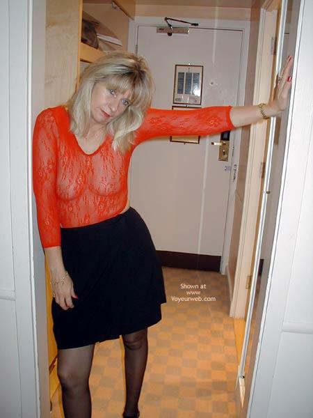 Pic #1 Karen .. Waitin' For My Man!
