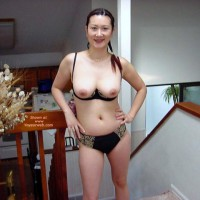 M/P in New Bra & Panty