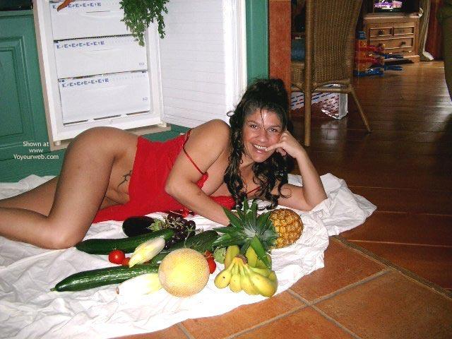 Pic #1 Cucumber Girl