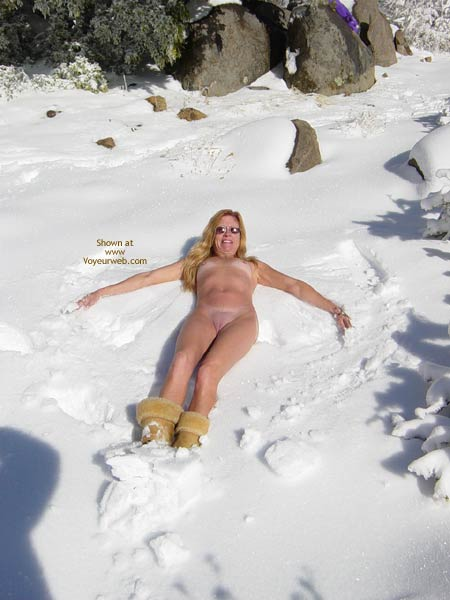 Snow - Blonde Hair, Snow , Snow, Blond, Eip, Milf Outdoor Nude