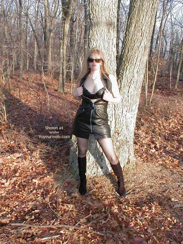 Pic #1 Sheila in The Woods