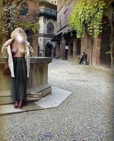 Pic #1 Caty al Borgo Medioevale