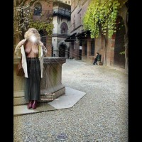 Caty al Borgo Medioevale
