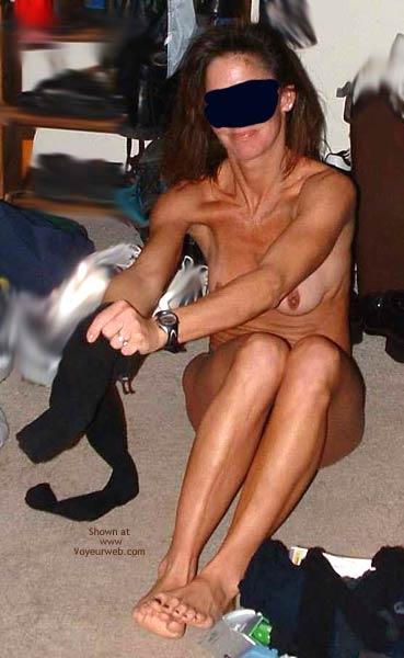 Pic #1 Black Panty Hose