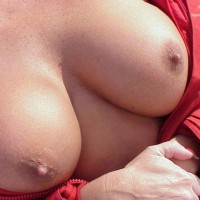 Big Tits - Big Tits, Erect Nipples , Big Tits, Erect Nipples, Red Jacket Freckeld Tits, Ski Jacket, Tiny Nipples