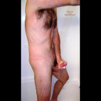 M* Husband Shower Masturbation