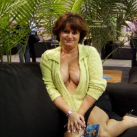 NorCal Lady Flashing in Las Vegas