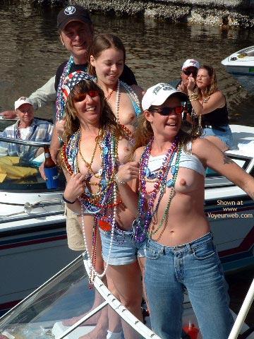 Pic #1 Tampa's Gasparilla Parade