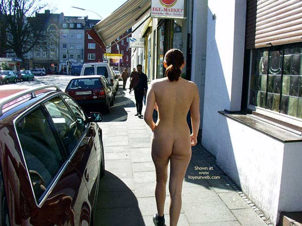 Naked Around - Nude In Public , Naked Around, Nude On Public Street, Nude Walk In Town
