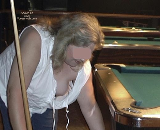 Pic #1 Playing Pool