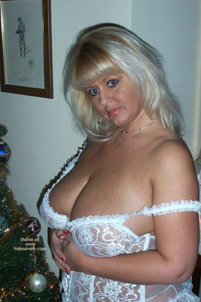 Pic #1A Little Lace and Nylon For The Troops