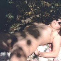 19 yo Bi Teen Naked in The Woods 1