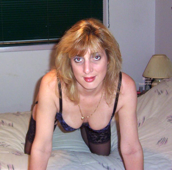 Pic #1 My Wife in Bed