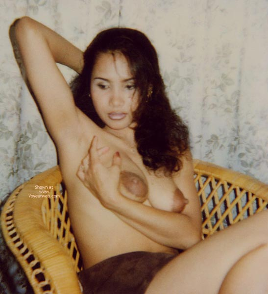 Pic #1 Breasty SE Asian Wife