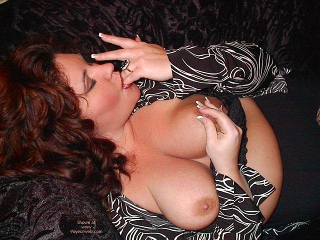 Pic #1 Bella Bbw Cigar Seduction