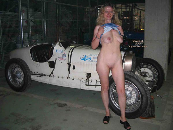 Pic #1 Plastique With Classic Racing Cars