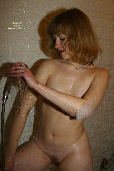 Pic #1 19 Y.O Take A Shower