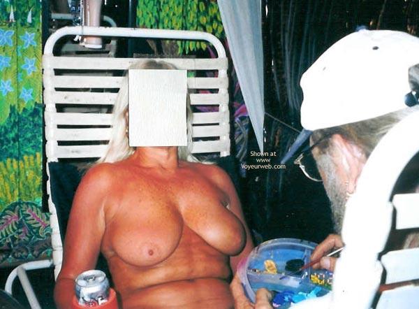 Pic #1 Painted Bikini