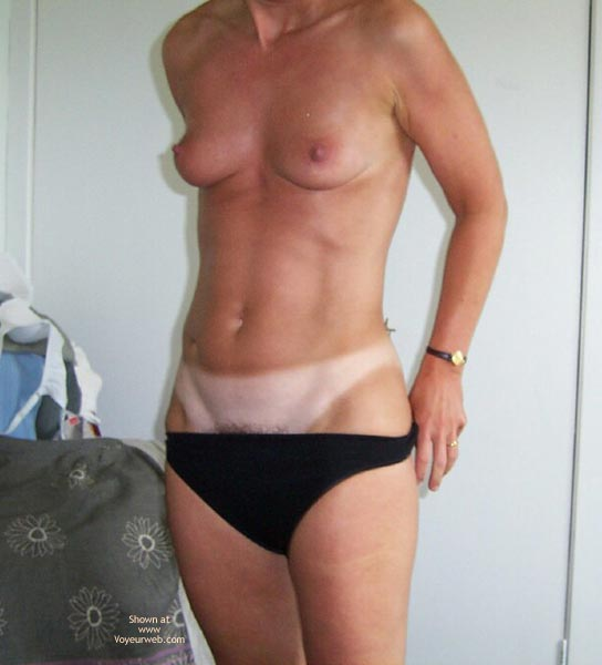 Pic #1 Tan Lines Wife 1st