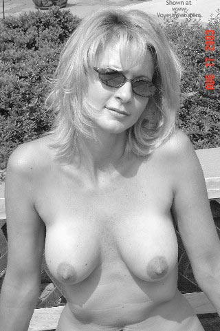 Pic #1 The Mrs. Black n White