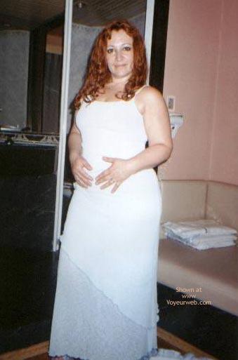 Pic #1 Sexy Redhead Mirtha