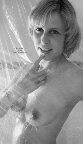 Pic #1 Shy in The Shower