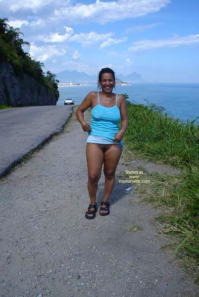 Pic #1 Joy From Brazil At Rio De Janeiro