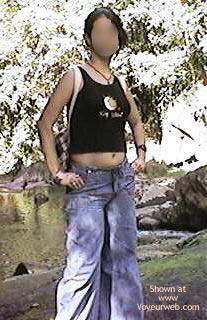 Pic #1 Minha Ex na Cachoeira I