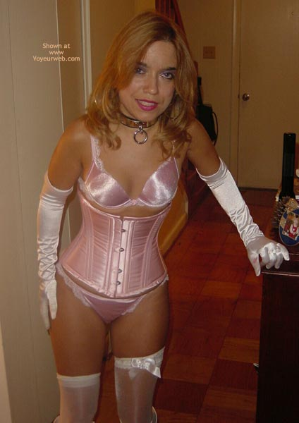 Pic #1*TC Julie - Pink Corset