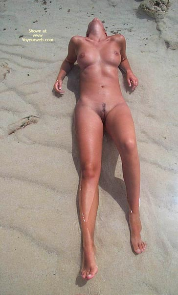 Naked On The Beach - No Tan Lines , Naked On The Beach, Naked In The Water, Faceless, No Tan Lines