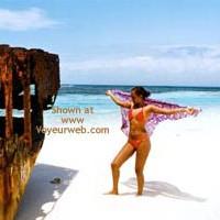Tropical Indian Girl