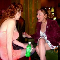 *Gg Sandy Redhead'S Friend Deb Opens Up!