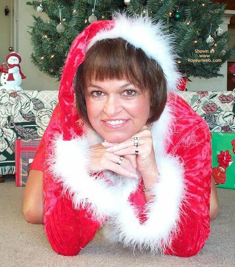 Pic #1 Claire is Santa This Christmas