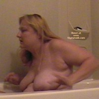 Wife in The Tub