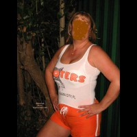 Retired Hooters Gal