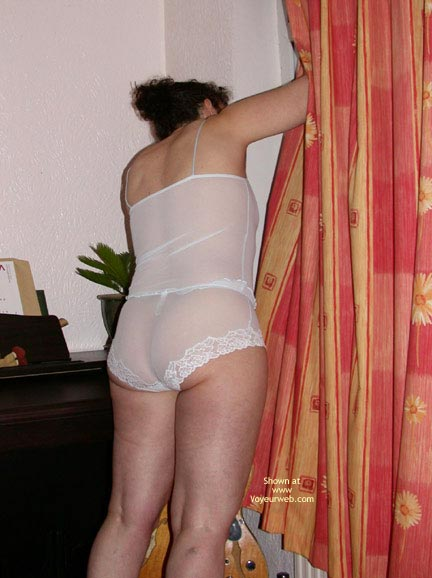 Pic #1 Wife Caught Undressing